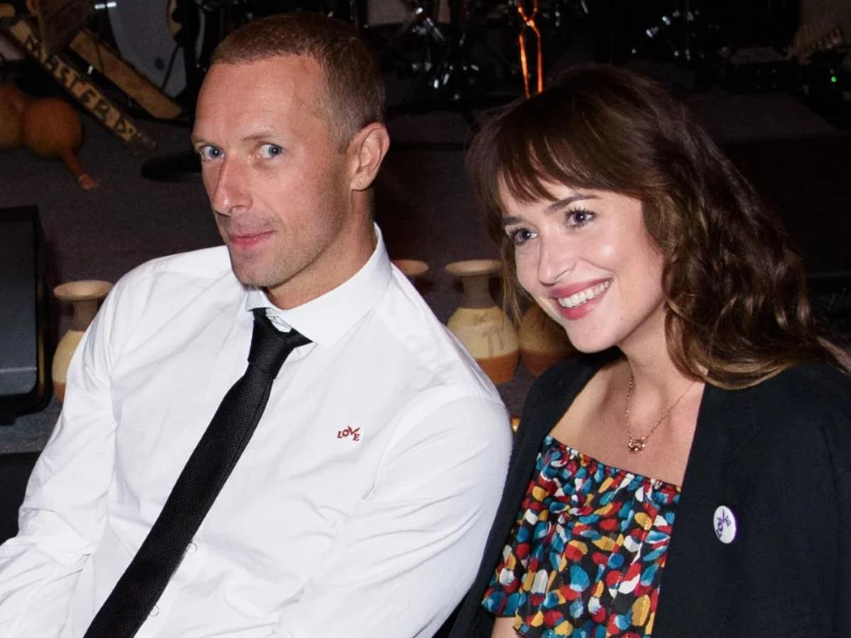 Is Dakota Johnson Engaged To Coldplay's Chris Martin? See The Ring That Has People Talking!