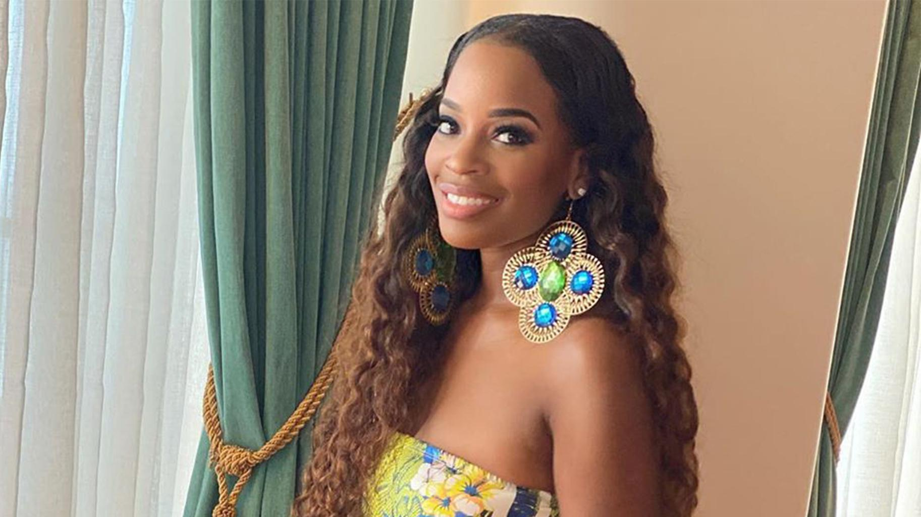 Shamea Morton Encourages People To Vote - See Her Video In Which She Flaunts A Great Outfit