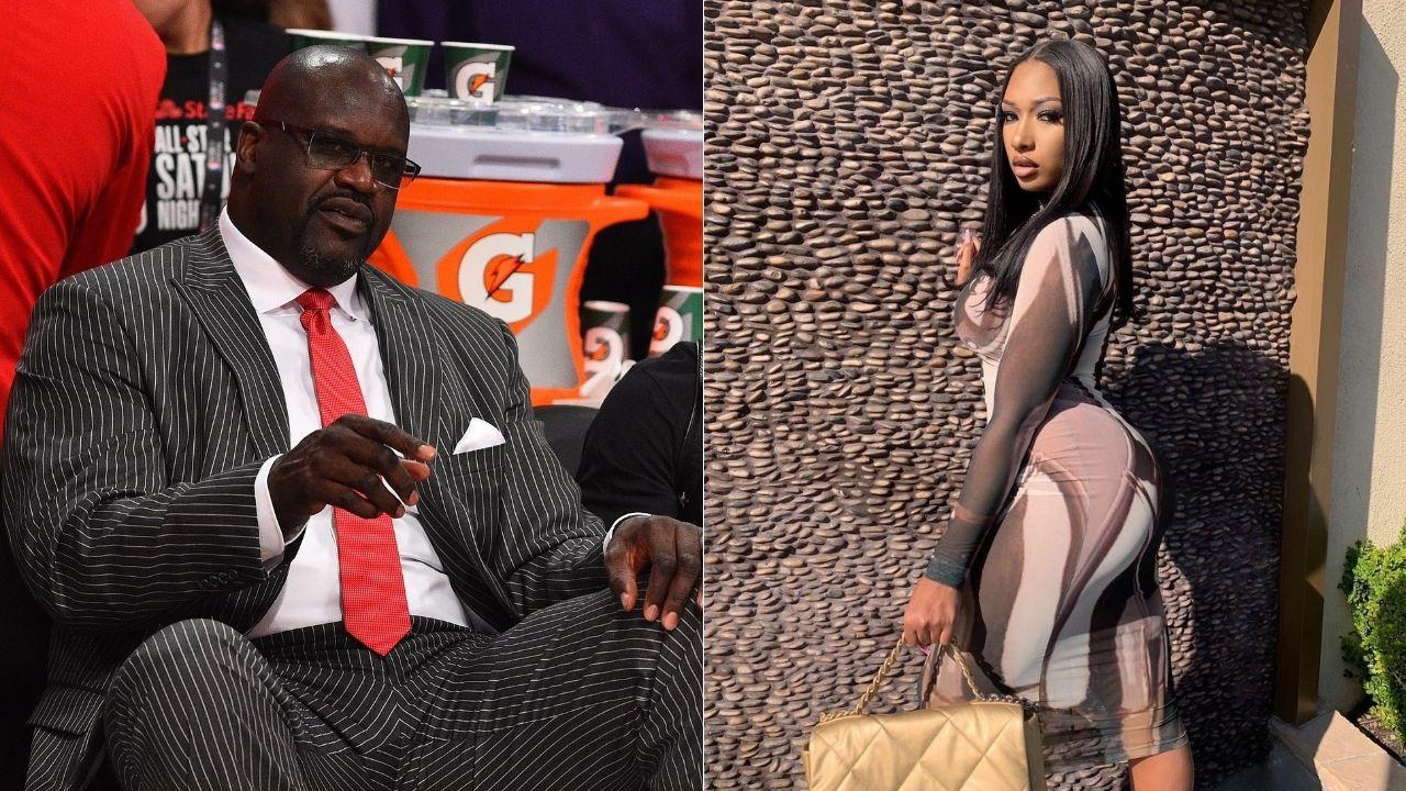 Shaquille O'Neal Breaks His Silence On That Flirty Comment He Left On Megan Thee Stallion's IG Live - Was He Really Hitting On Her?