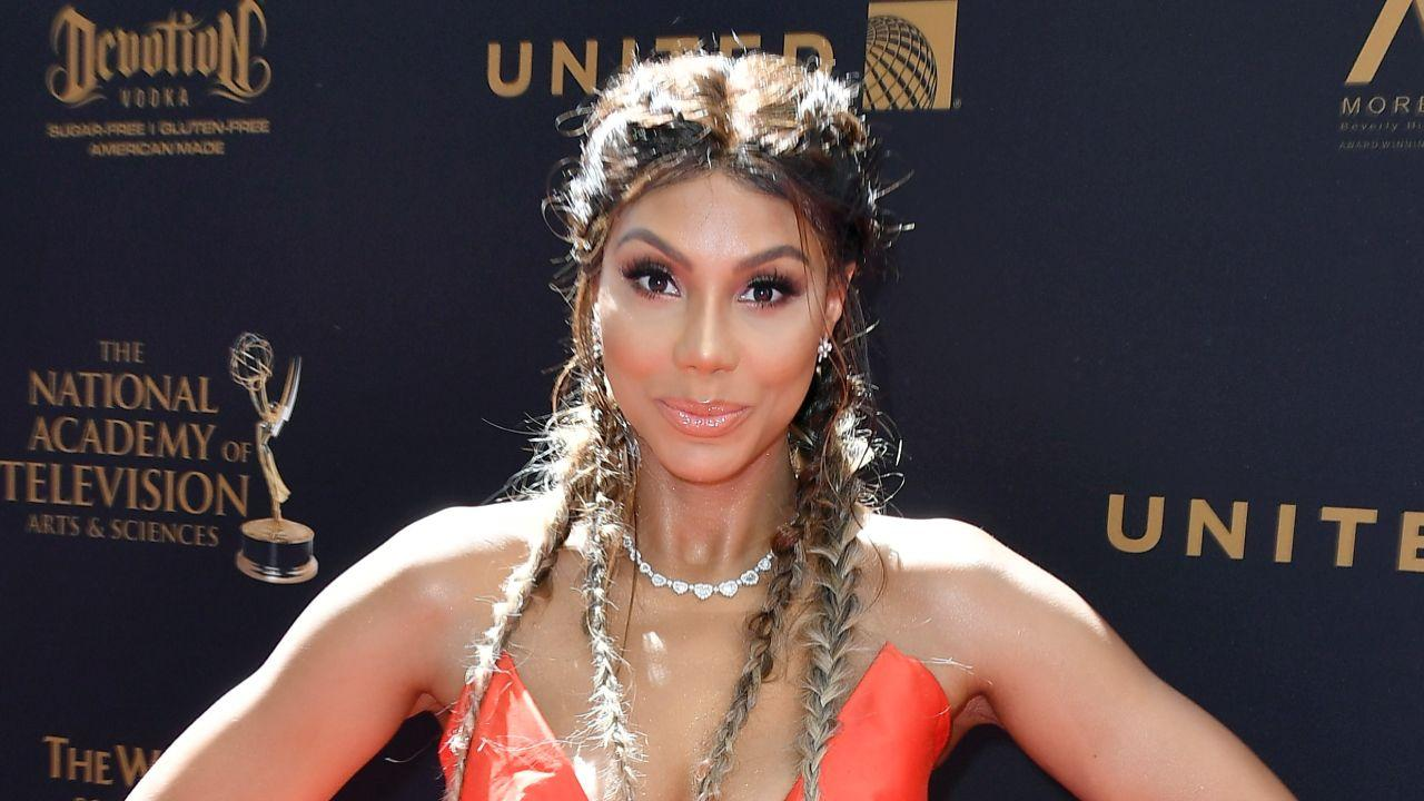 Tamar Braxton Calls Out WE TV For Trying To Muzzle Her