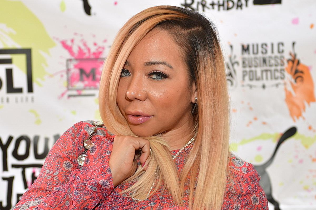 Tiny Harris Hosted Another 'Mix Fox Soul' Episode