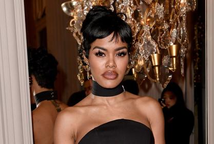 Diddy Celebrates Teyana Taylor's Birthday With This Video - See Her 'Dirty 30' Message And Pics!