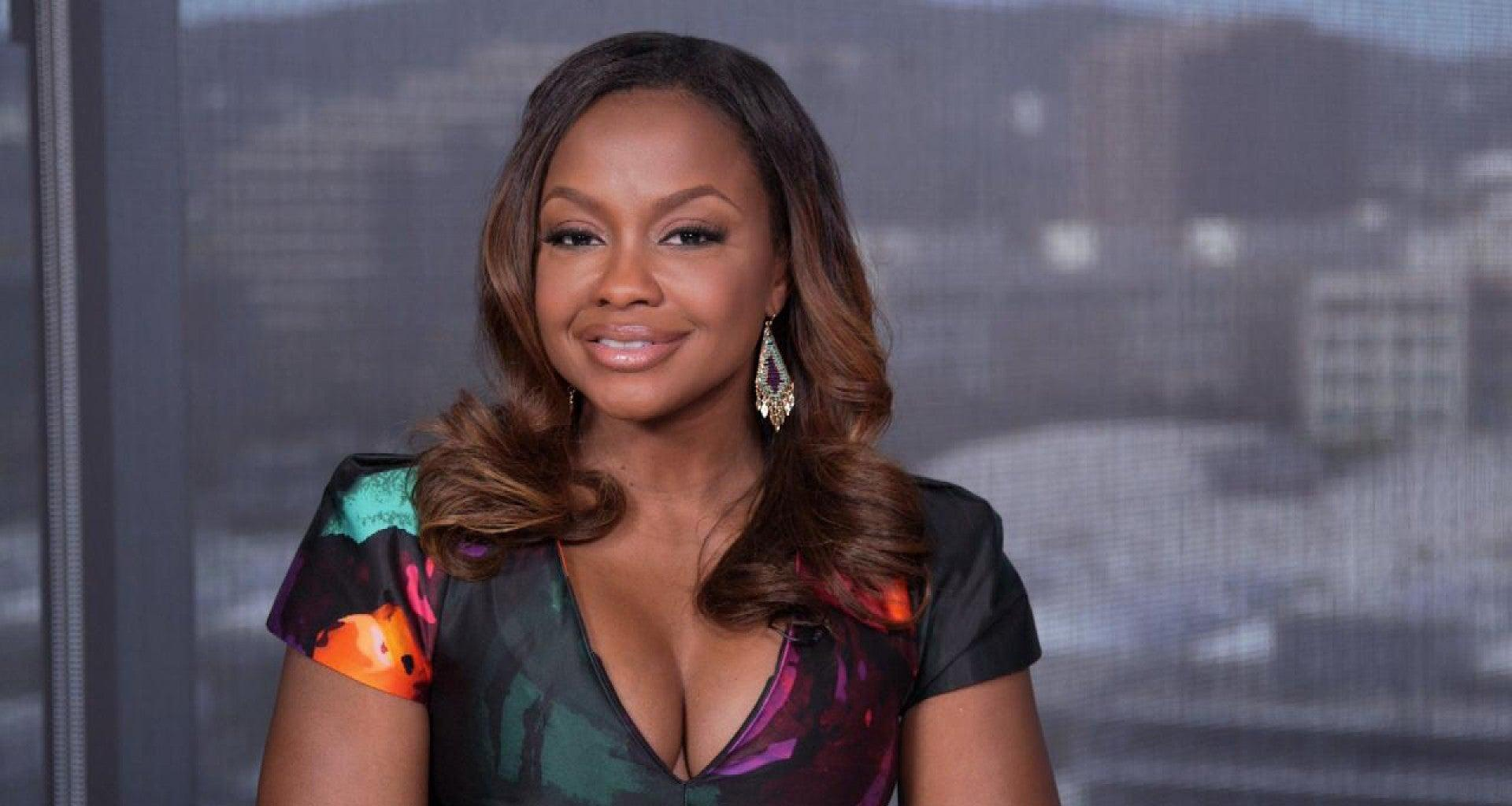 Phaedra Parks Shares A Few Words About 2020 And 2021 - See The Gorgeous Photos She Posted Along Her Message
