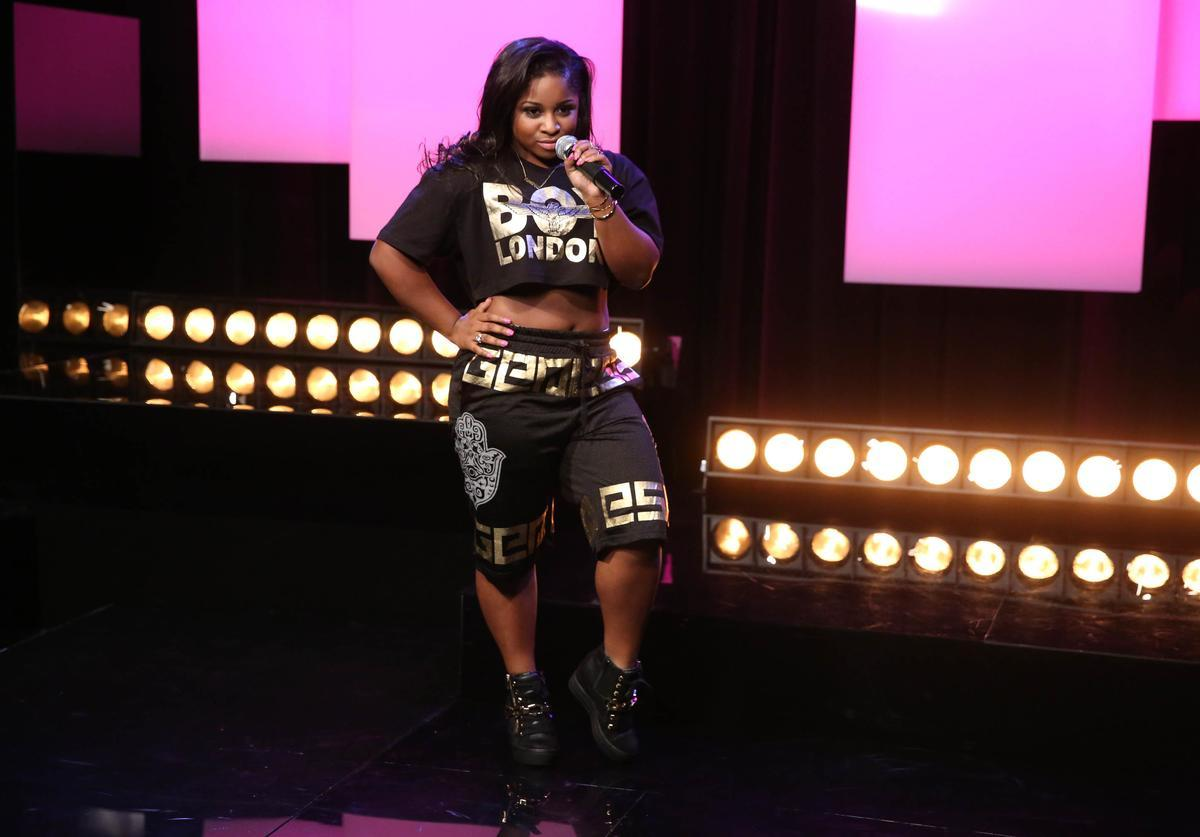Reginae Carter Shows Off Her Flawless Figure In This Nude Outfit - See Her Recent Pics