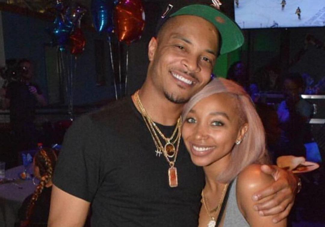 Tiny Harris Makes Fans' Day With A Photo Featuring T.I. And Their Granddaughter - Here's Zonnique Pullins' Baby Girl!