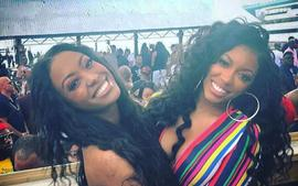 Porsha Williams Poses With Her Gorgeous Sister, Lauren Williams