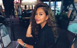 Ammika Harris Impresses Fans With An Artsy Bathroom Photo - See It Here