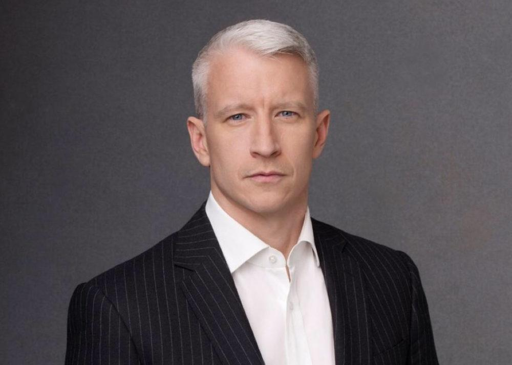 Anderson Cooper Says He First Learned The Nature Of His True Sexuality When He Was Just 7