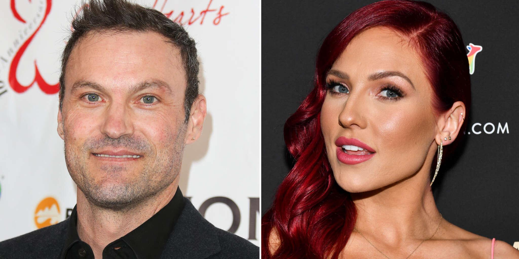 Sharna Burgess Says Fans Keep Asking About Brian Austin Green - Here's What She Told Them About Her 'Relationship Status!'