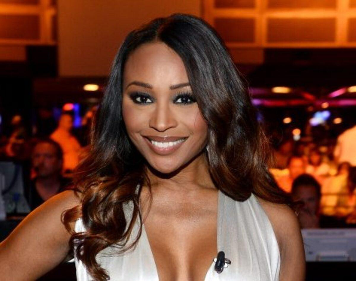 Cynthia Bailey Flaunted A Jaw-Dropping Cleavage On The Wendy Show - Check Out Her Look Here