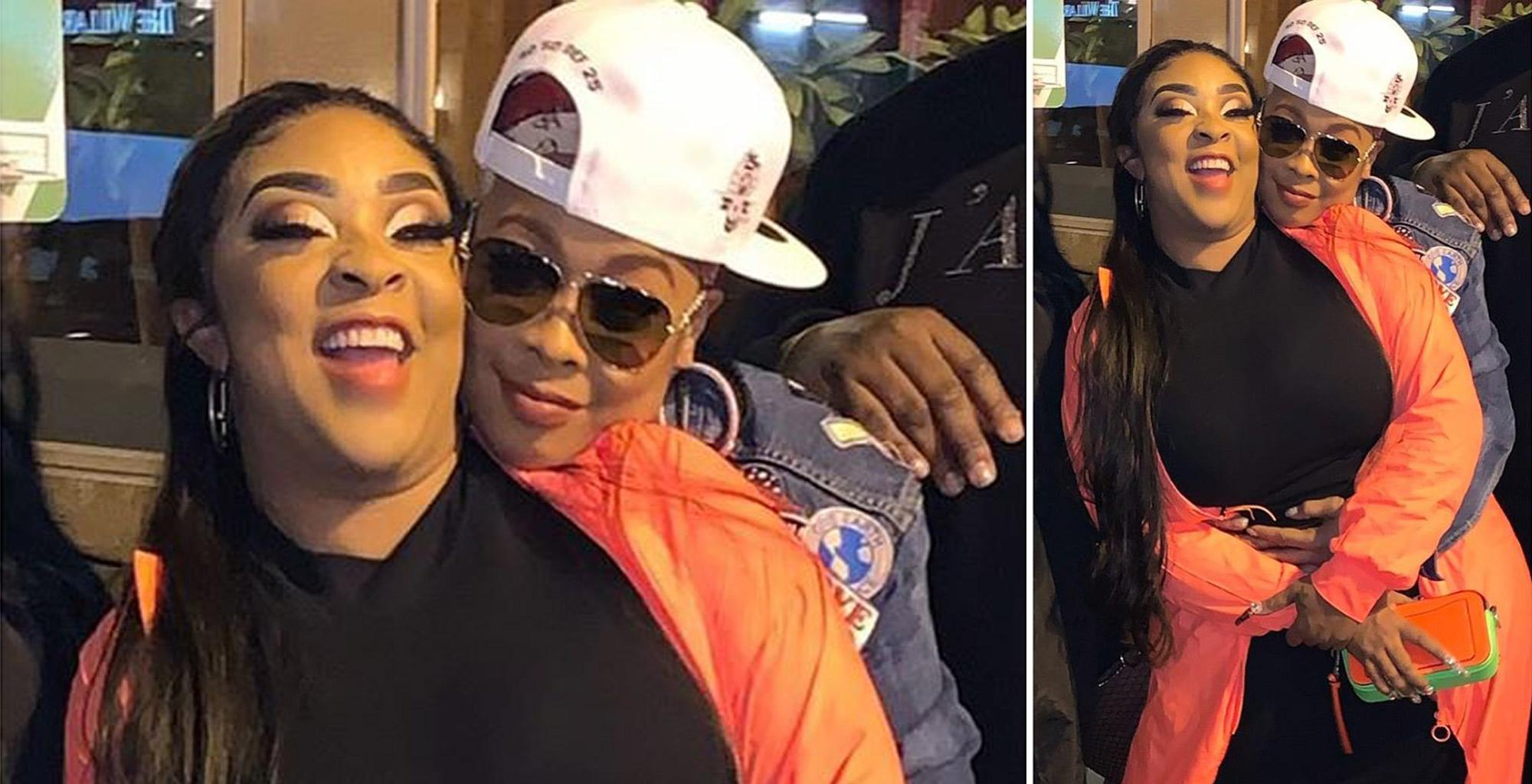 Da Brat Talks About Coming Out -- Also Reveals She Was Insecure At The Beginning Of Her Relationship