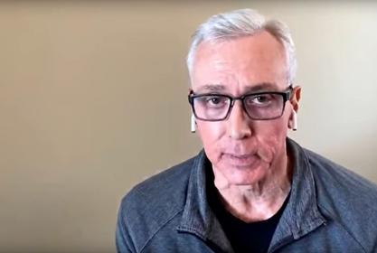 Dr. Drew Getting Dragged For Sharing His Treatment For COVID-19 After Saying It Was Press-Induced Pandemic
