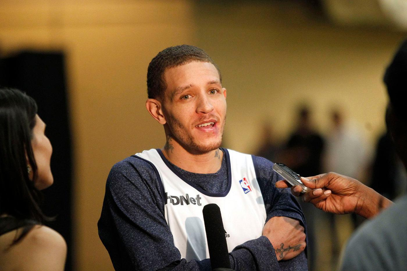 Delonte West Landed A Job At The Same Rehab Where He Got Treated