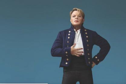 Eddie Izzard Says He Believes JK Rowling Isn't Transphobic