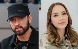 Eminem's Daughter Hailie Posts Hilarious First TikTok Video After Joining The App!