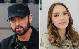 Eminem's Influencer Daughter Hailie Shares Her First Post Of 2021 And She Looks Stunning!
