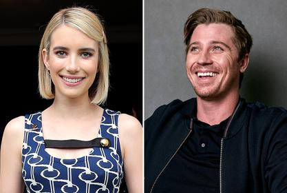 Emma Roberts And Garrett Hedlund Are Reportedly Very Selective With The People They Let Visit Their Newborn!
