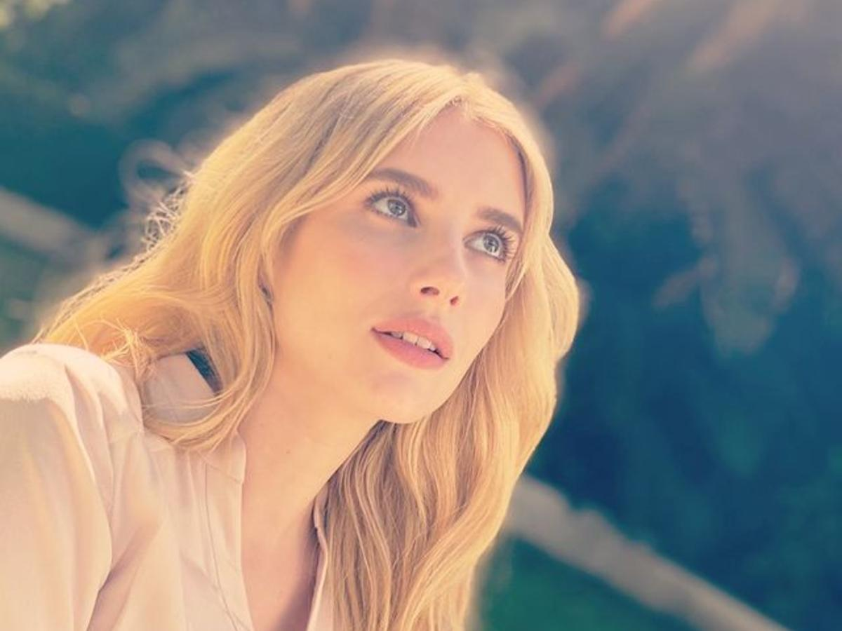 Emma Roberts Introduced Her Son Rhodes Robert To The World In Stella McCartney