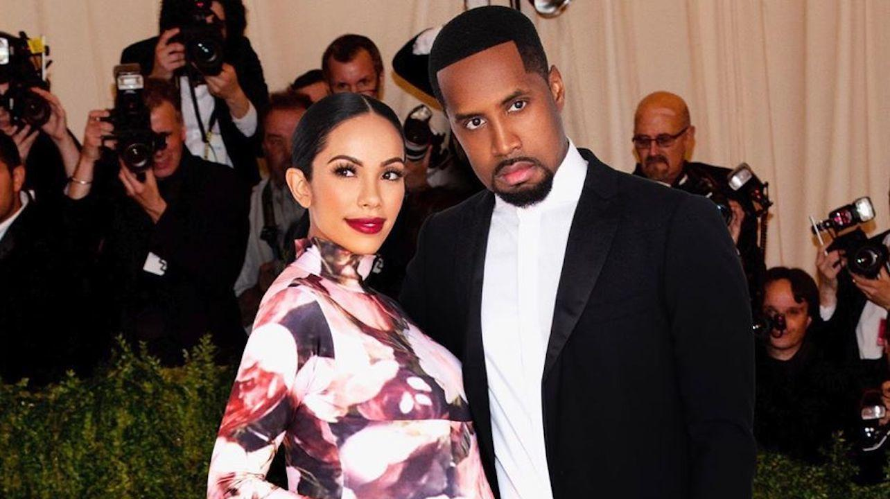 Safaree Shares A Sweet Video Featuring Safire Majesty - Check Out The Post