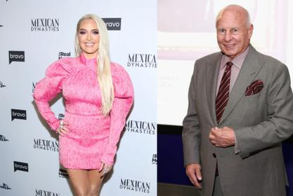 Erika Jayne Allegedly Finding Out About Tom Girardi Case Through The Press -- RHOBH Star 'Done' Protecting Him And Will Address Divorce On Show