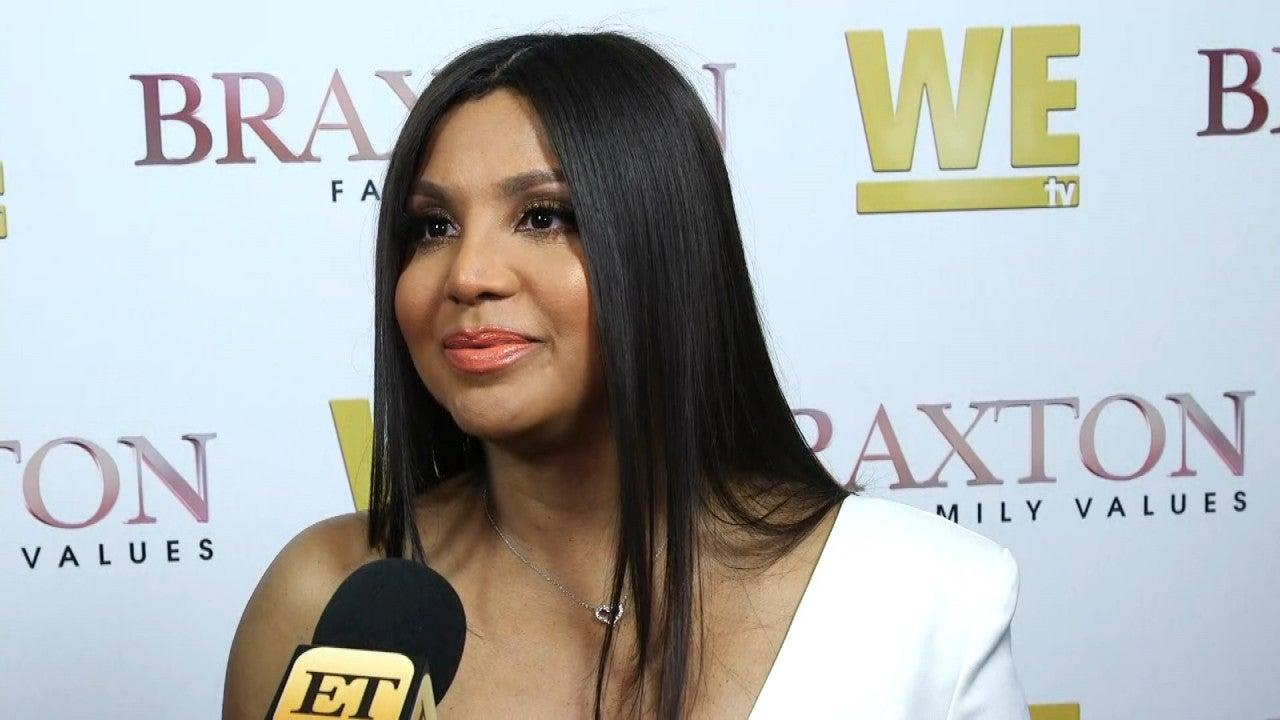 Toni Braxton Has Fans Cracking Up With This Video She Shared