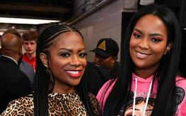 Kandi Burruss Makes Fans Excited With A New 'Speak On It' Episode Featuring Riley Burruss