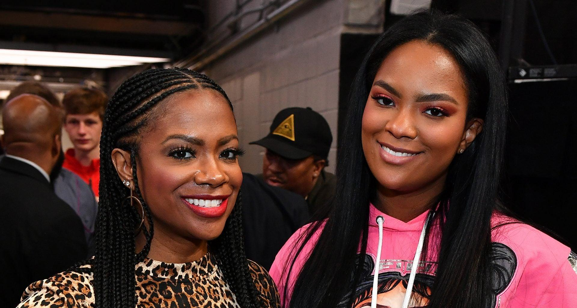 Kandi Burruss' Bath And Body Products Are The Best - Check Out The Video That She Shared