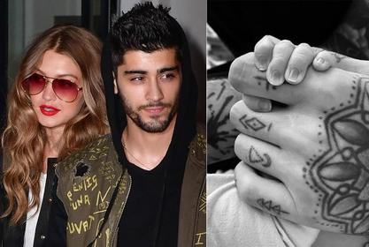 Gigi Hadid And Zayn Malik - Here's The Very Meaningful Reason They Named Their Baby Girl Khai