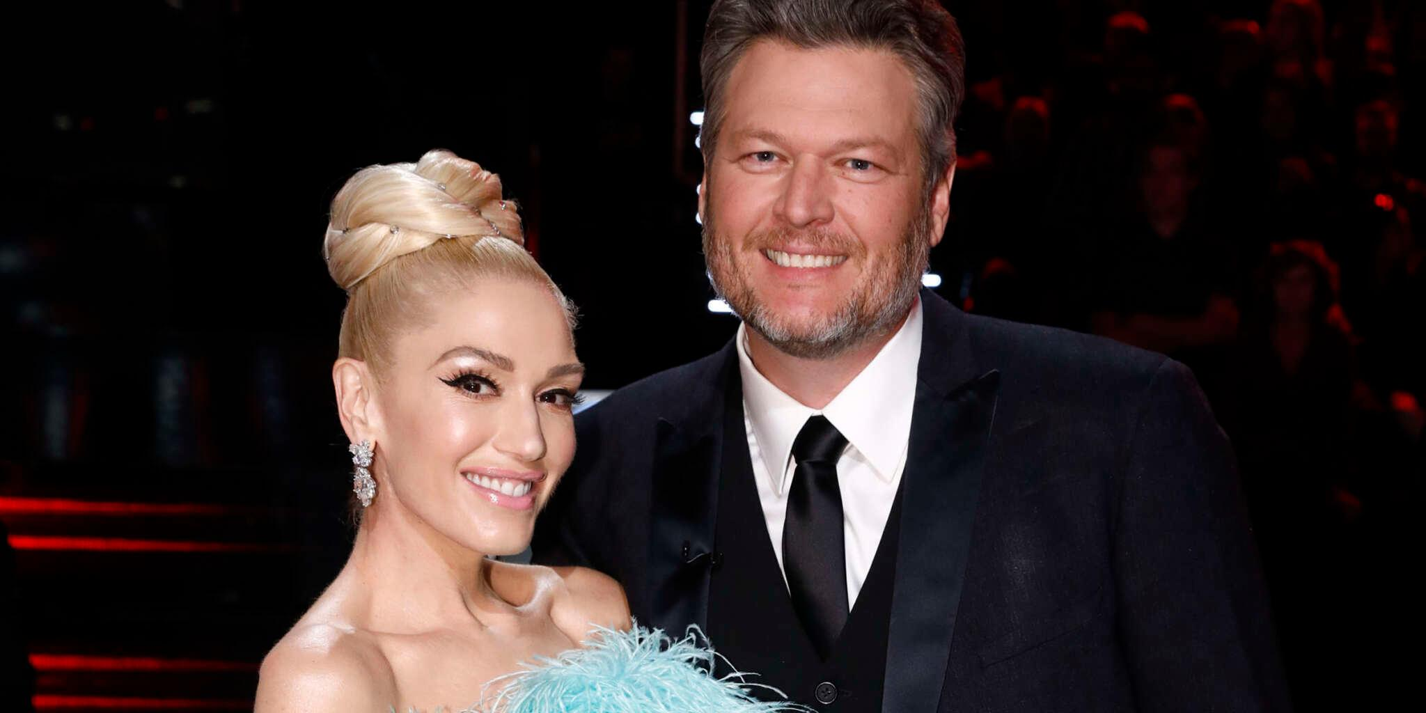 Gwen Stefani Reveals Exclusive Details About Her Engagement - Says That Both She And Blake Shelton 'Started Bawling!'