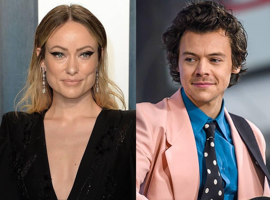 Harry Styles Reportedly 'Not Bothered' At All By Olivia Wilde Age Gap