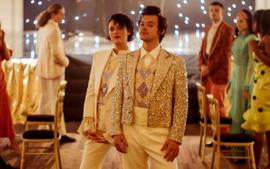 Harry Styles And Phoebe Waller-Bridge Are A Dazzling Dancing Duo In Feel Good Video 'Treat People With Kindness'