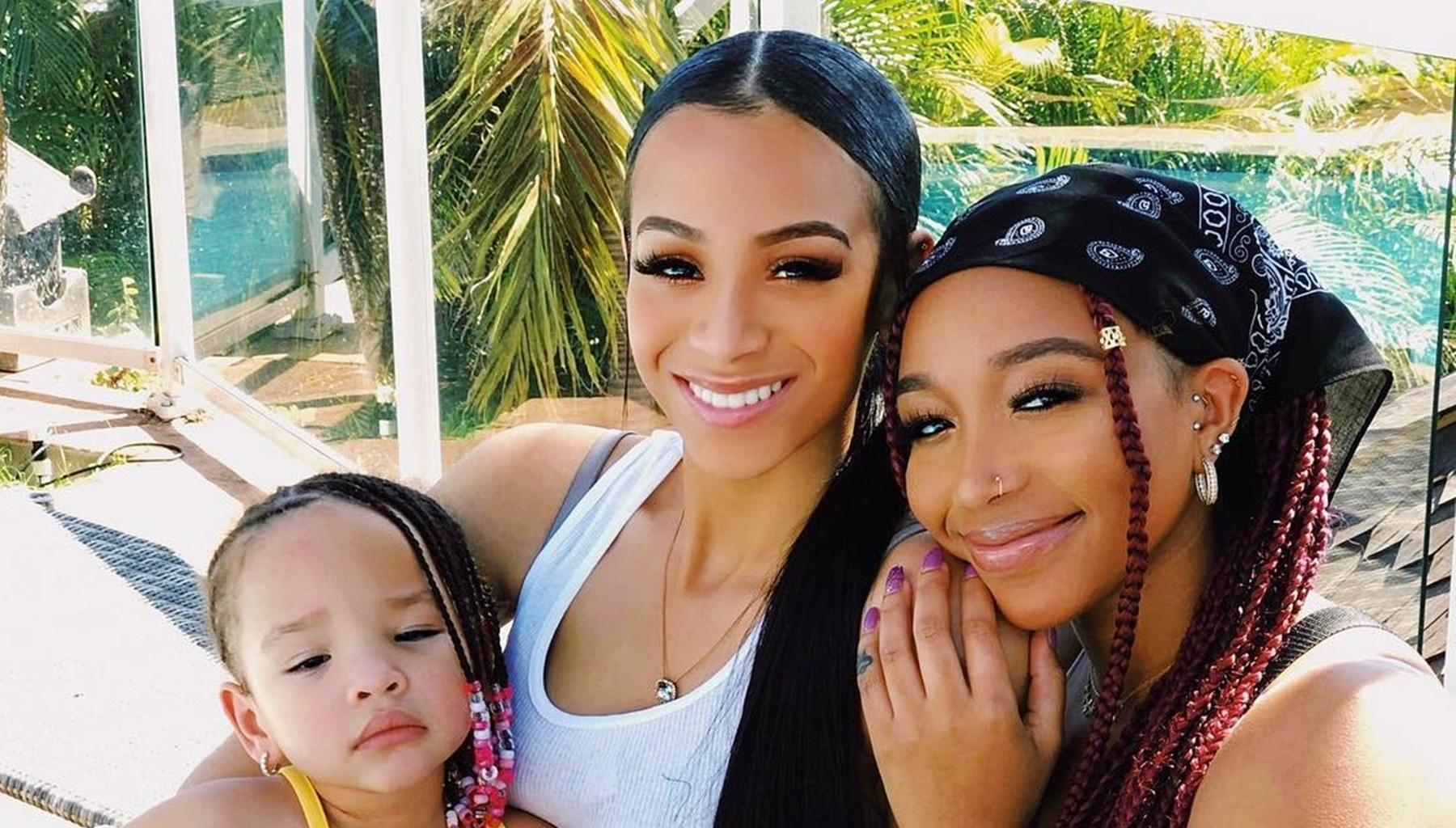 T.I. Shares A Photo Featuring His Wife, Tiny Harris And Their Gorgeous Daughters