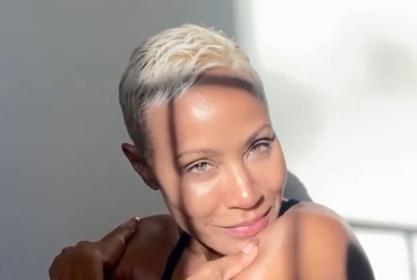 Jada Pinkett-Smith Flaunts Her Figure In A Bikini To Ring In The  New Year