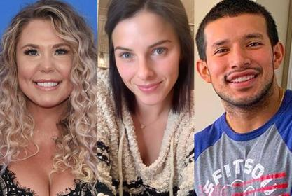 Javi Marroquin Addresses Lauren Comeau's Claims He Cheated With Ex-Wife Kailyn Lowry!