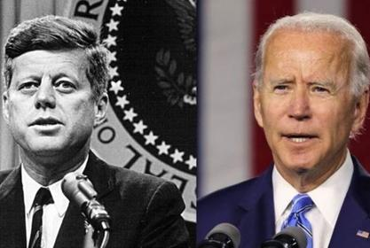 President Joe Biden Is The Second Catholic To Hold Highest Office, Follows John F. Kennedy