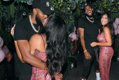 Jordyn Woods Receives Sweet Shout Out From Karl-Anthony Towns As He Reveals He Was Hit By Drunk Driver