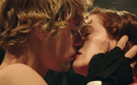 Justin Bieber Is Shirtless And Tattooless In Anyone Video With Zoey Deutch