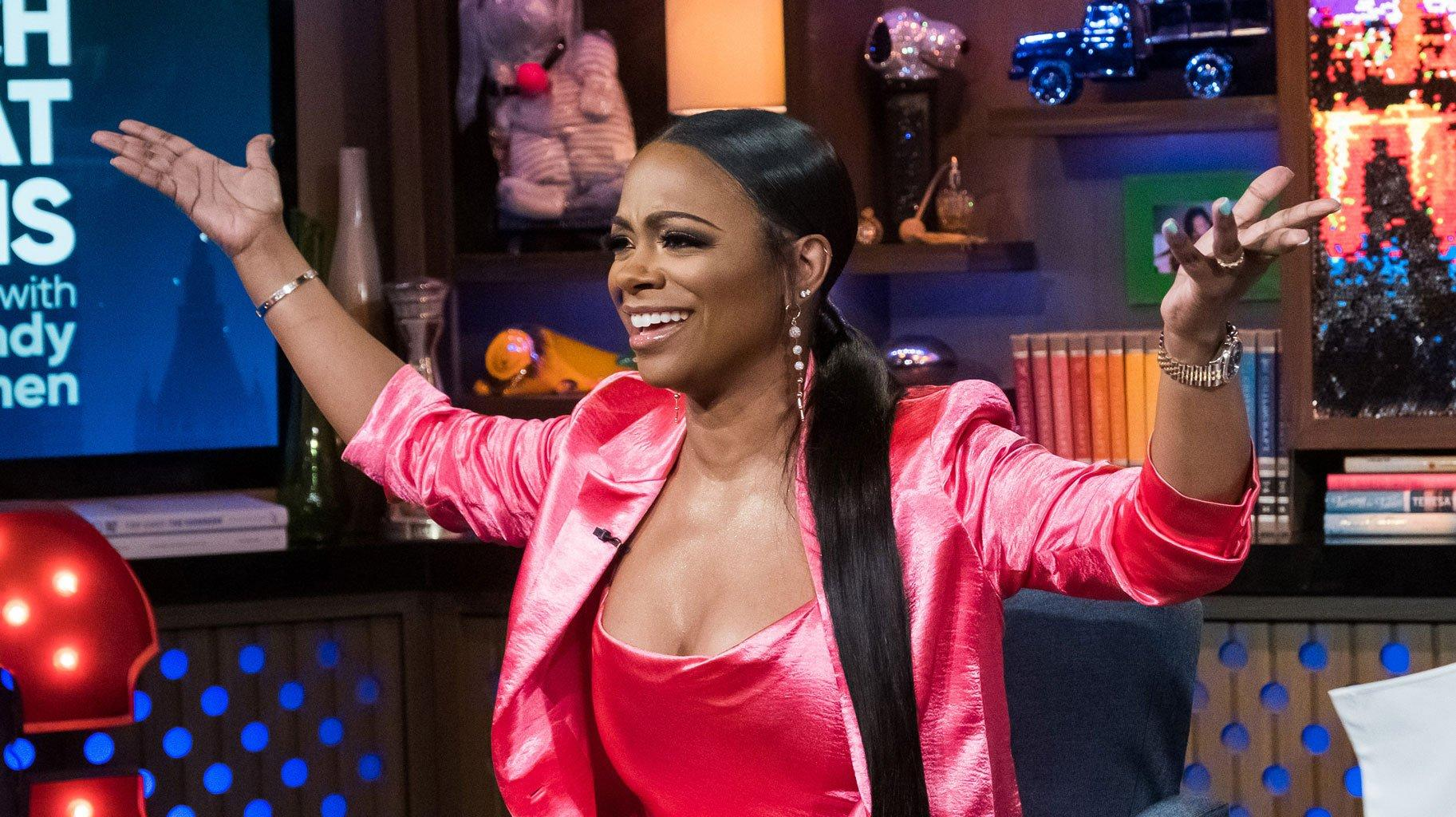 Kandi Burruss Makes Fans Happy With Various Pics From Ace Tucker's Birthday Party