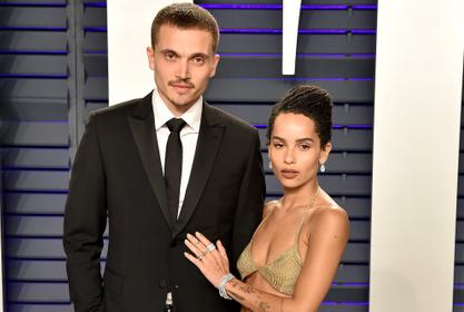 Zoe Kravitz And Karl Glusman Are Getting A Divorce Only Months After Celebrating Their 1st Anniversary!