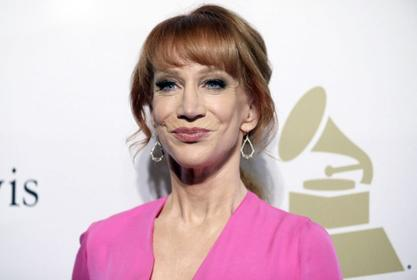 Kathy Griffin Gives Her 'Two Cents' On Alleged Kanye And Kim Divorce - Says Kim Did Everything She Could
