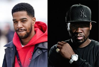 Kid Cudi And 50 Cent Might Be Working Together Not In The Rap World But In Film and TV