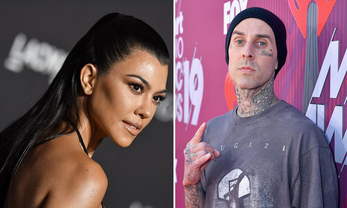 Kourtney Kardashian And Travis Barker Are Dating -- Scott Disick Allegedly Feels 'Uneasy' According To Source