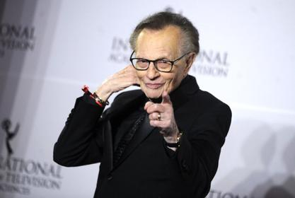 Larry King 'Breathing On His Own' Following COVID-19 Hospitalization