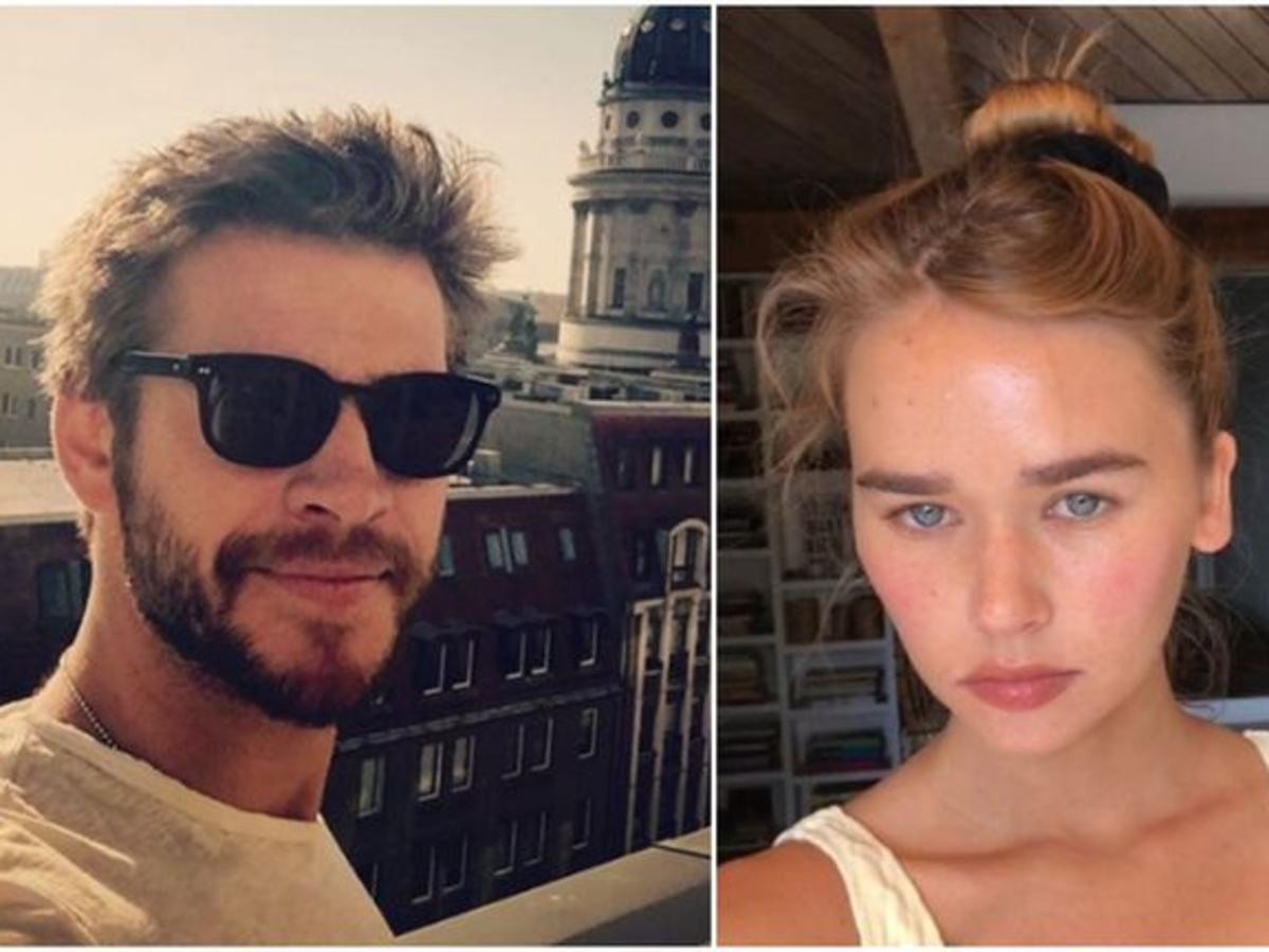 Liam Hemsworth Loves Drama-Free Gabriella Brooks After Being With Wild Miley Cyrus