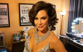 Luann De Lesseps Denies Partying Without A Mask And Putting The RHONY Production At Risk