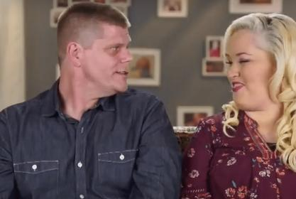 Mama June And BF Geno Doak Mark A Full Year Of Sobriety - Check Out The Sweet Pic And Lengthy Message!
