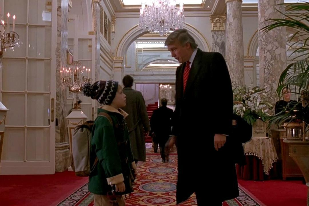 Social Media Users Demand Donald Trump Be Removed From Home Alone 2