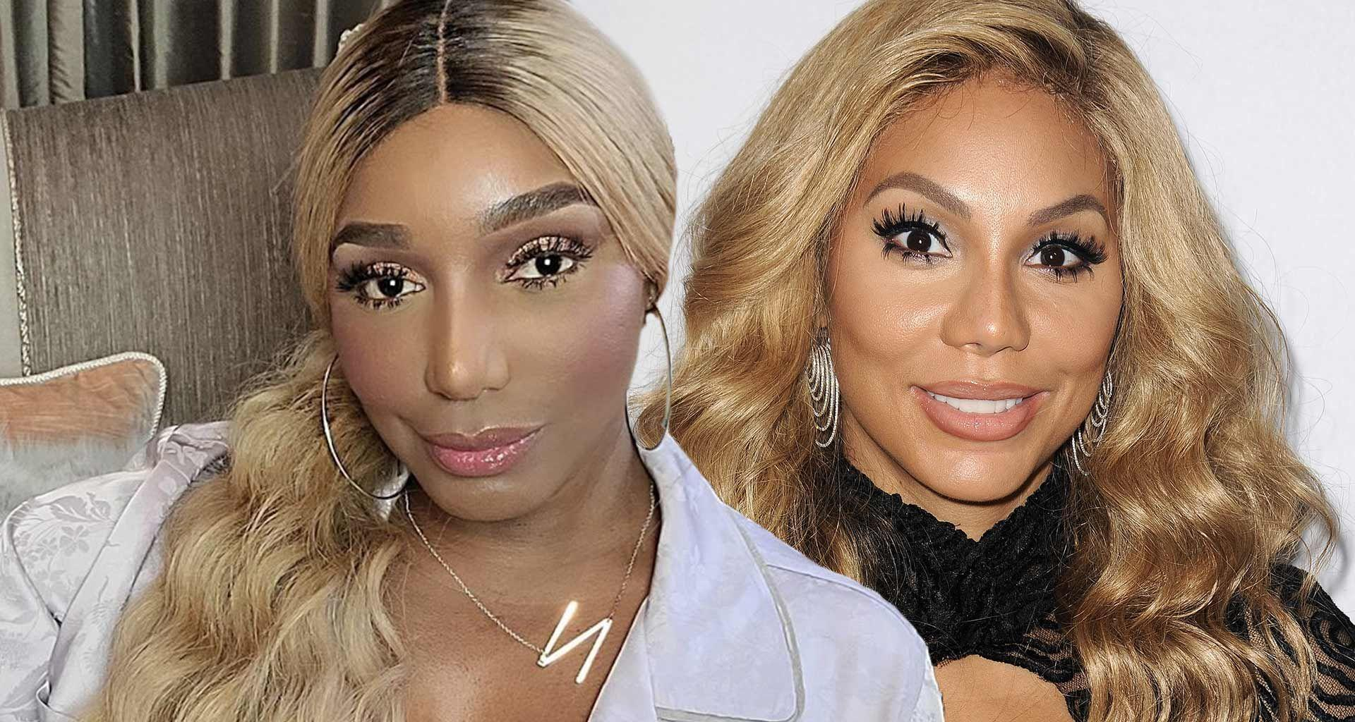 Tamar Braxton And Nene Leakes Bond Over Why They Left Reality TV -- Tamar Reveals That She Heard WE TV Got Her Fired From The Real!