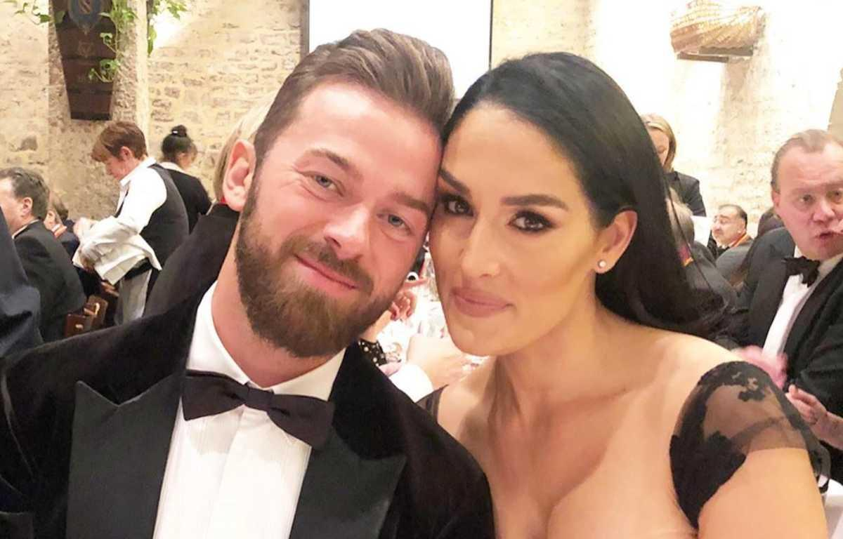 Nikki Bella Reveals She And Artem Go To Therapy Together And Why!