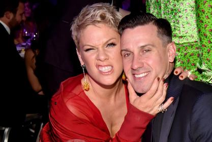 Pink Pays Tribute To Husband Carey Hart On Their 15-Year Marriage Anniversary!